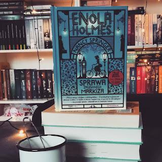 Enola Holmes. Sprawa zaginionego markiza | Nancy Springer