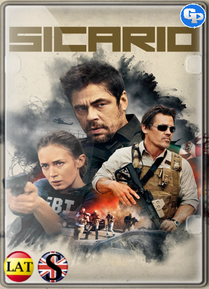 Sicario (2015) HD 720P LATINO/INGLES