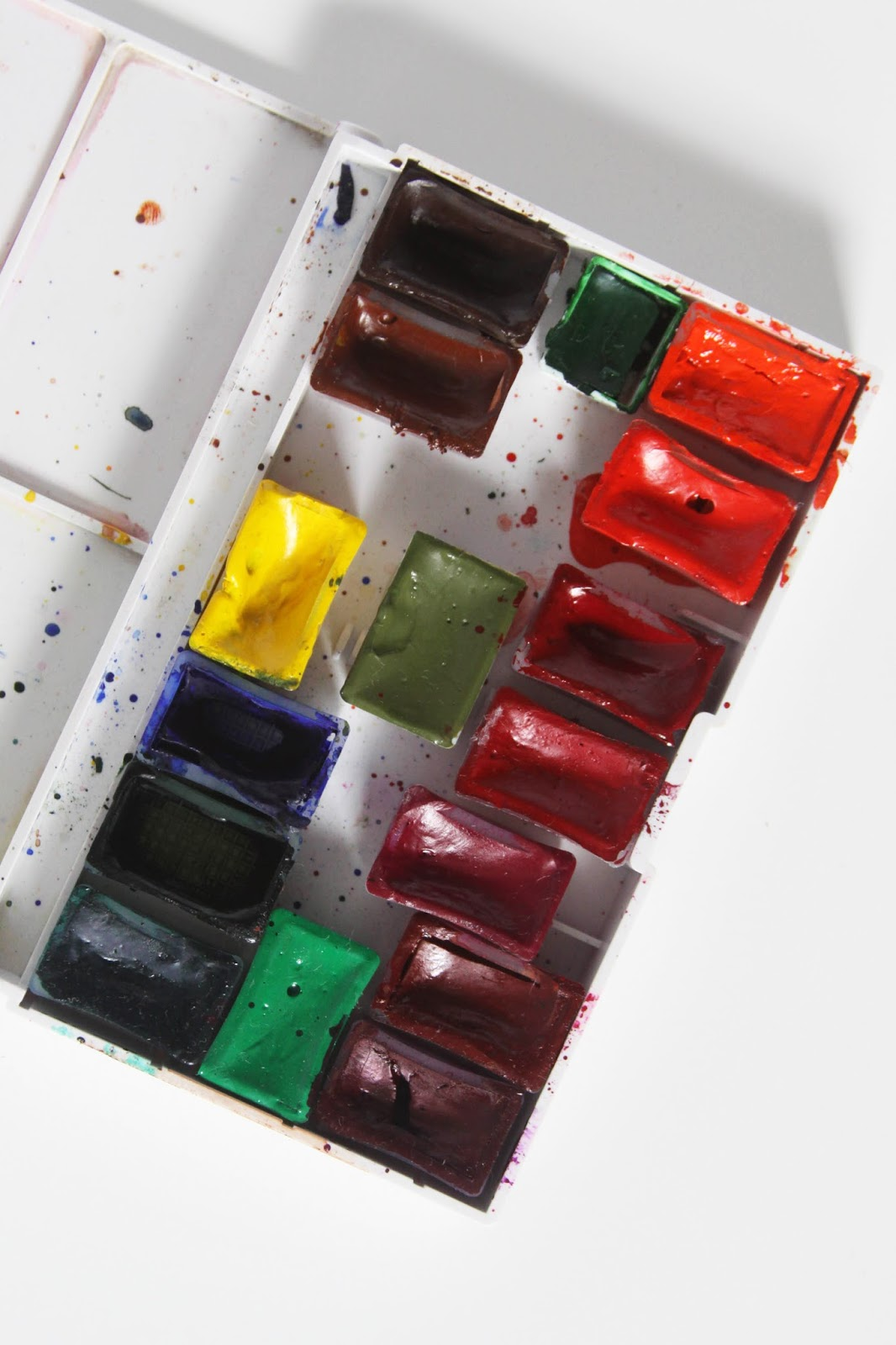 my favorite watercolor supplies and tools part 1 paint