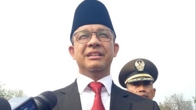 Gubernur Copot Tiga Kepala Dinas Dilingkungan Pemprov DKI