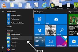Cara Stop Sharing Folder di windows ( stop sharing folder )