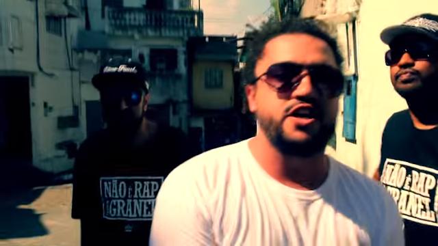 """Quebrada Groove & Gegê Caos lançam """"2 pra 1"""" com part. Du Efex."""