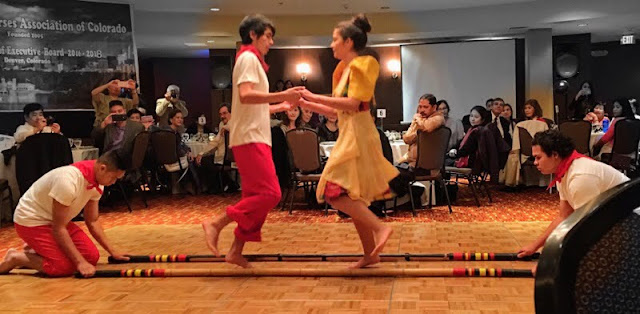 Tinikling Dance