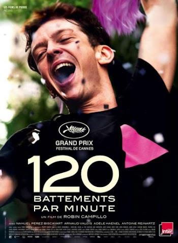 RECOMENDADA: 120 Pulsaciones Por Minuto - 120 battements par minute - PELICULA - Francia  2017