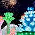 Дубай удивил мир сияющим садом из переработанного пластика