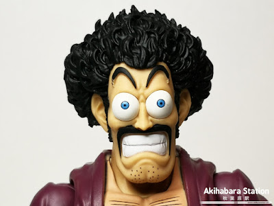 S.H.Figuarts Mr. Satan de Dragon Ball Z - Tamashii Nations