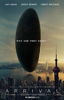 Arrival - Poster & Trailer