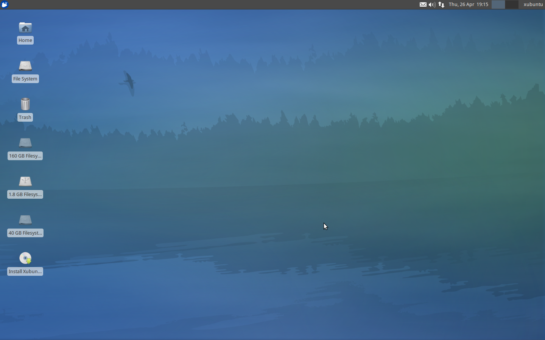 Linuxed - Exploring Linux distros: Ubuntu 12 04 vs Xubuntu