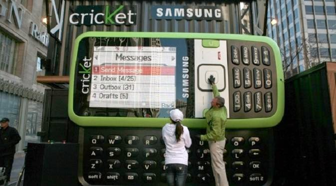 Samsung Ciptakan Smartphone Terbesar di Dunia