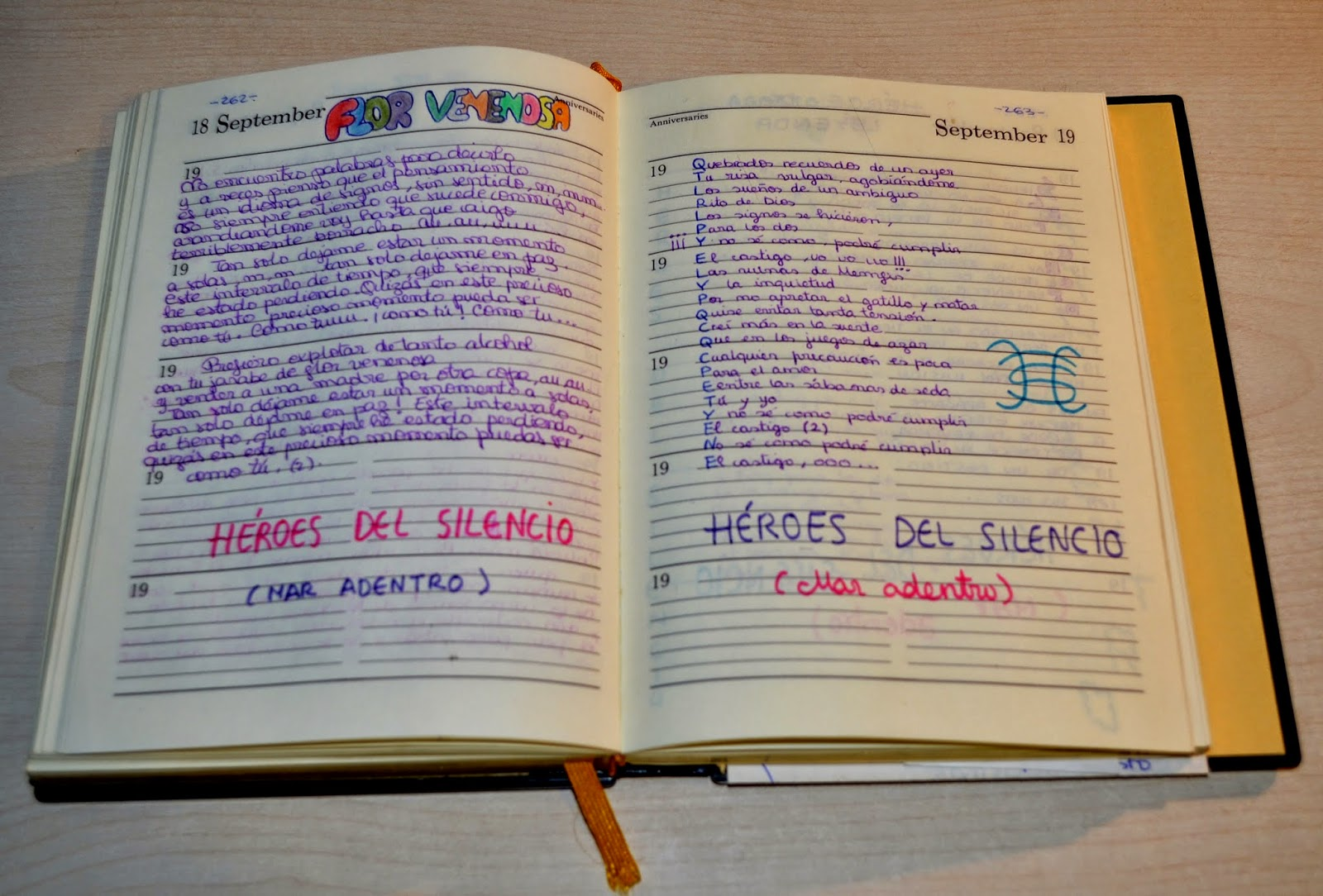 reality beats  mi diario de los 15 a u00d1os