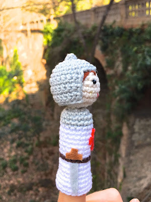 Amigurumi Knight - Saint George