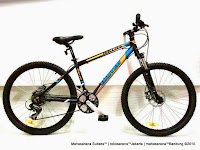 26 Inch United Dallas XC77 Lock Alloy Aluminium Frame Disc Brake