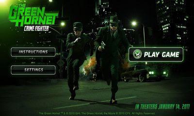 The Green Hornet Crime Fighter Mod Apk Download