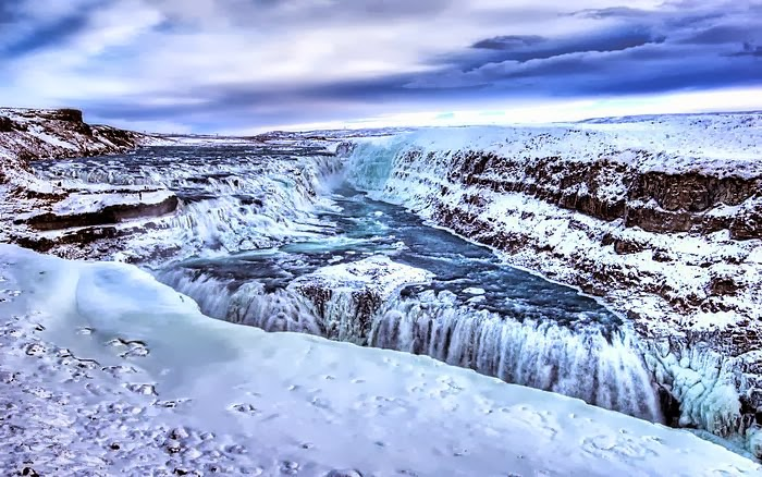 10 Negara di Dunia yang Memiliki Pemandangan Salju Paling ...
