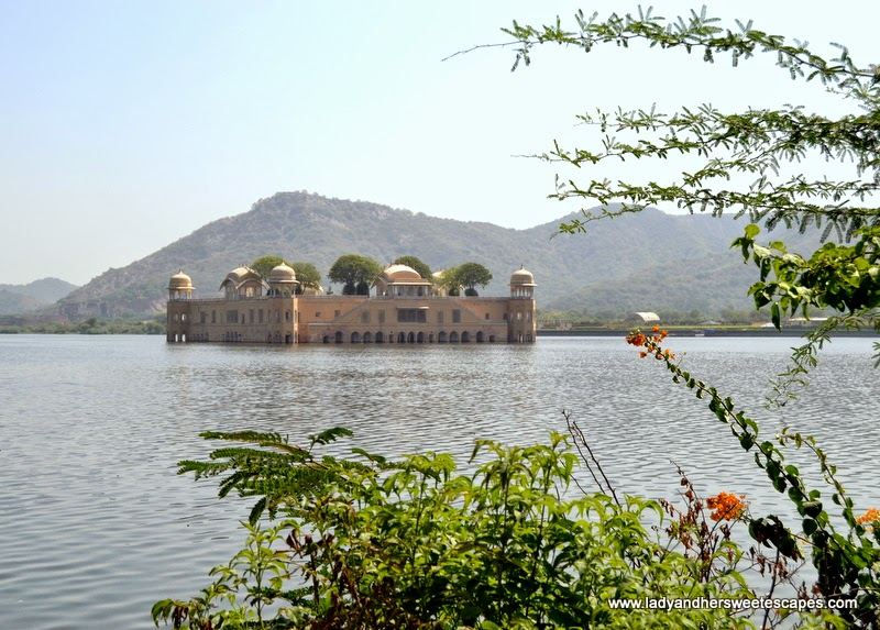 Jal Mahal in Jaipur India