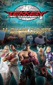 Gambar Tekken Card Tournament