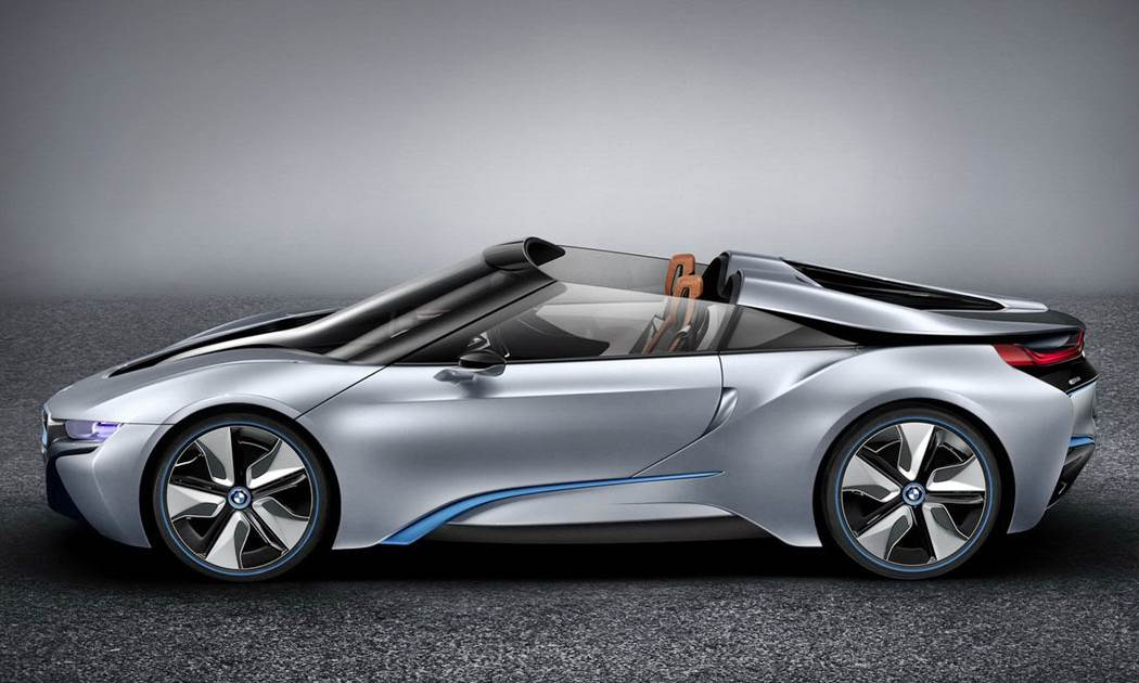 2018 Bmw I8 Spyder Confirms Auto Bmw Review