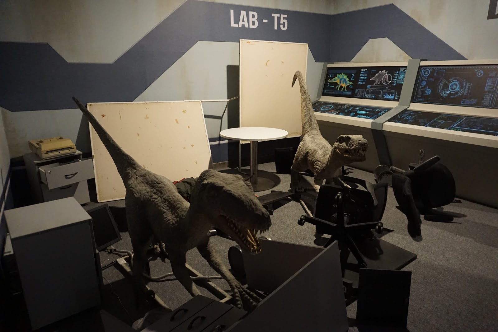 JURASSIC RESEARCH CENTER