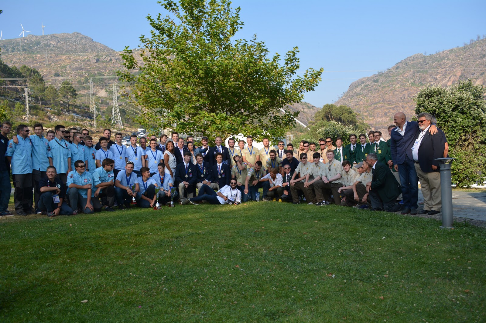 Caddis chronicles us youth fly fishing team wins silver for Fly fishing team usa