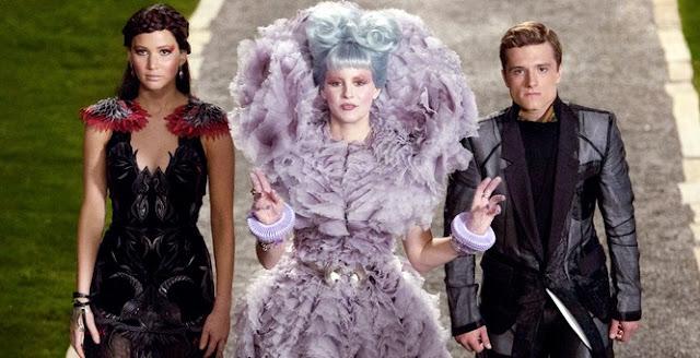 Hunger Games - Az éhezők viadala