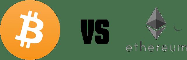 Отличия Ethereum от Bitcoin