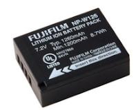 Baterai Fujifilm NP-W126