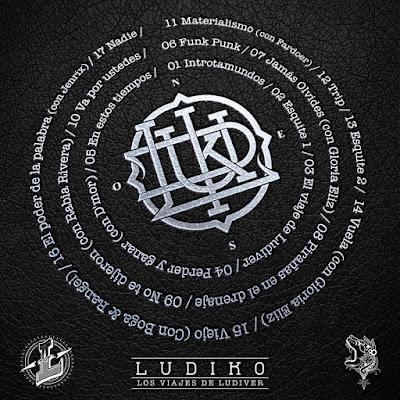 Lúdiko - Los Viajes De Ludiver