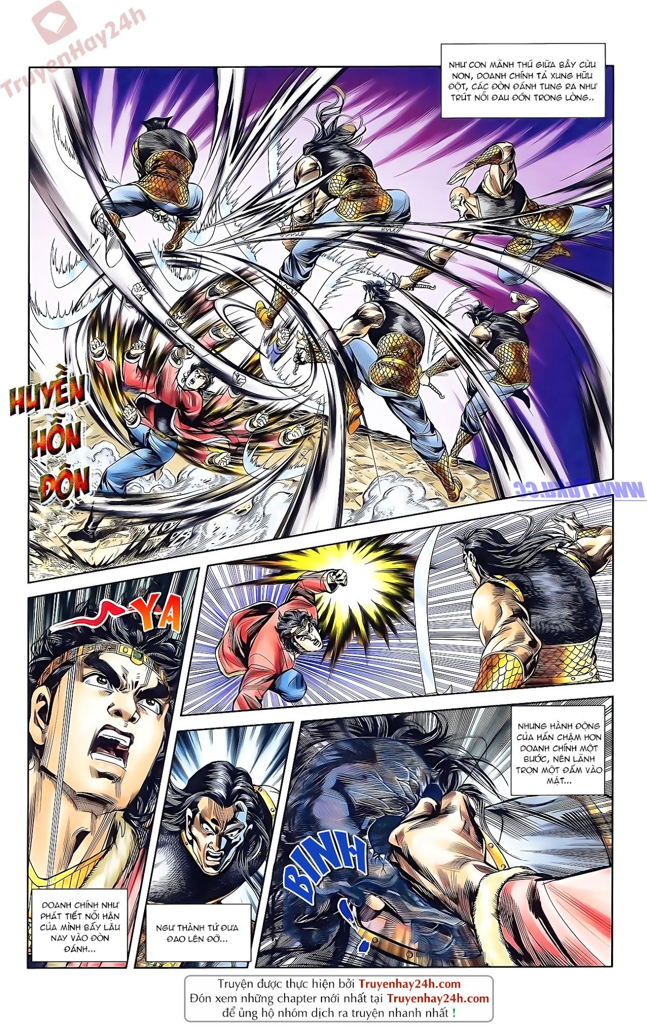 Tần Vương Doanh Chính chapter 46 trang 26
