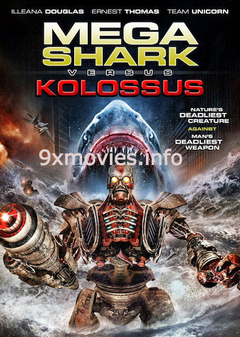 Mega Shark vs. Kolossus 2015 Dual Audio Hindi 720p Bluray 800mb