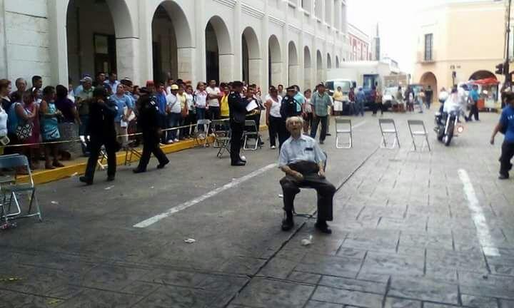 Octagenario muere sentado viendo espect culo en m rida en for Noticias de hoy espectaculos