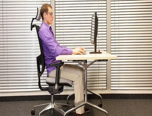 best ergonomic office chair humanscale for sale