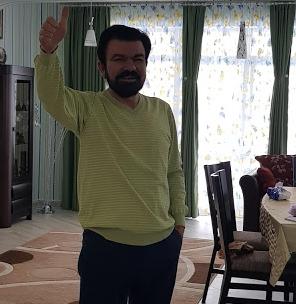 Седат Игдеджи - домашние фото