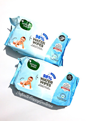 MOTHER SPARSH- Water Wipes// REVIEW image