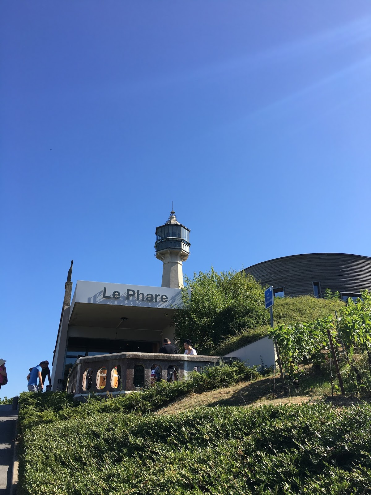 France road trip Reims Le Phare Champagne camping Priceless Life of Mine