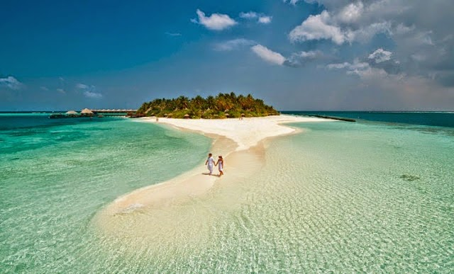 9. Maldives. - Summer Is For Relaxing.... These 10 Beaches Will Cut Off Your Breath!