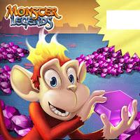 Monster Legends Gems Değerli Taş Hilesi
