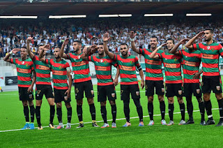 مشاهدة مباراة مولودية الجزائر ومازيمبي بث مباشر بتاريخ 17-07-2018 موقع ماتش لايف