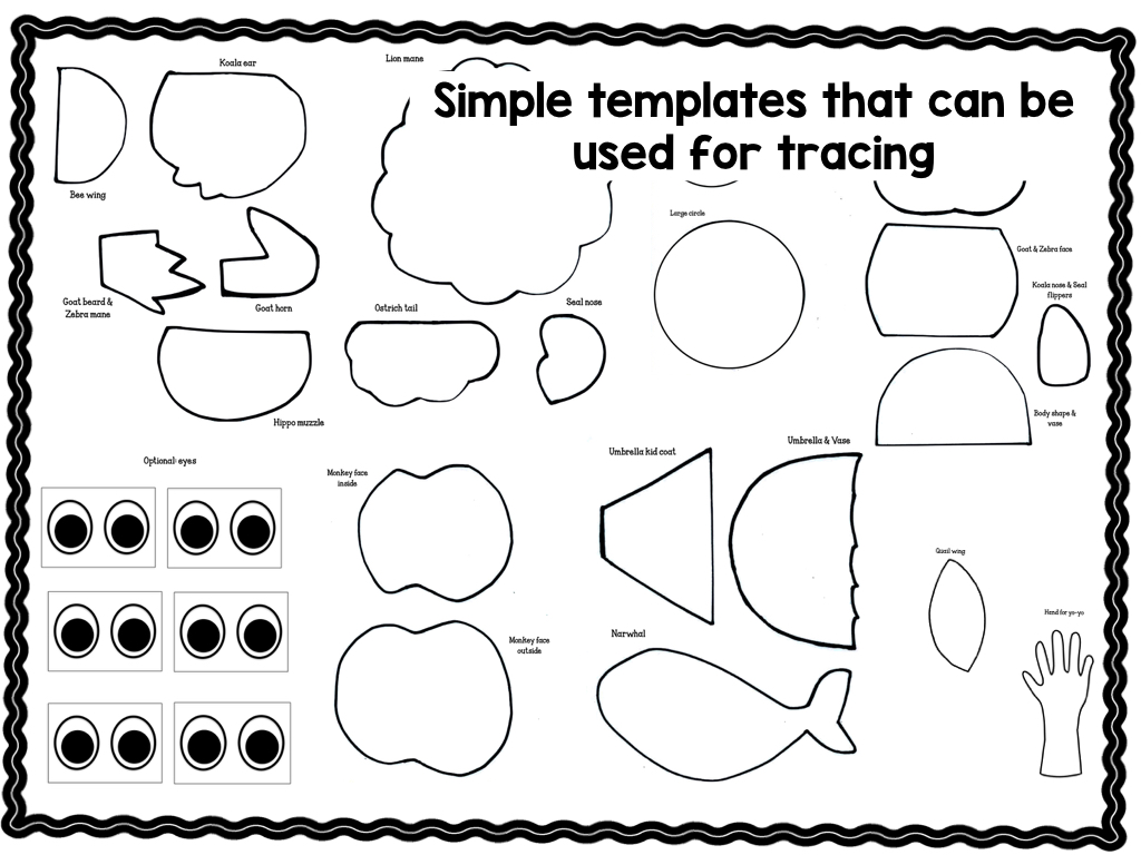 Alphabet Crafts Alphabet Posters And Alphabet Directed Drawing Resources