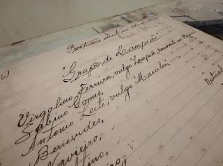 Instituto do RN acha processo contra Lampião e 54 cangaceiros; arquivo pode virar peça de museu