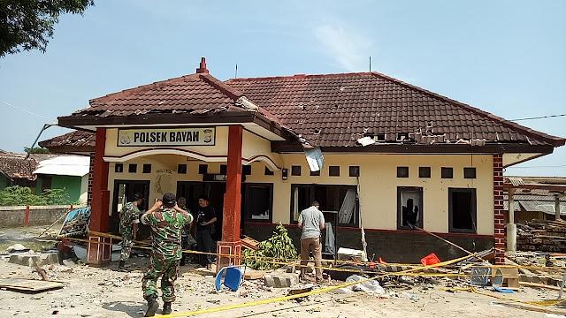 Pengrusakan Mapolsek Bayah, Kapolda Banten : Ini Akibat Salah Paham
