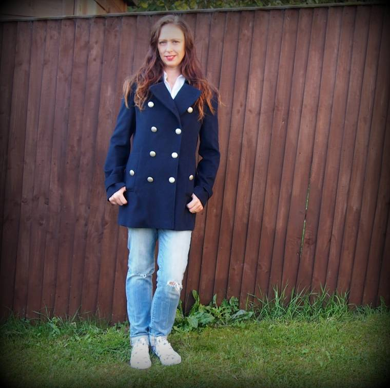 Helene Berman Classic Pea Coat From Gray And Osbourn Review
