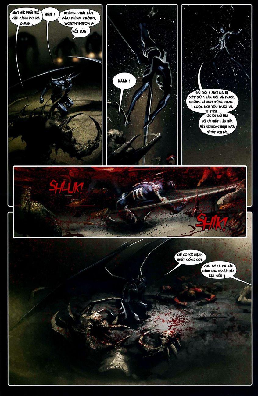 X-Men Necrosha chap 3 trang 16