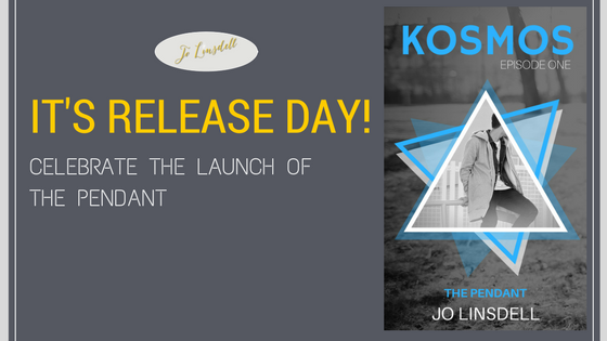 Virtual Book Tour for The Pendant (KOSMOS Episode One) by @jolinsdell