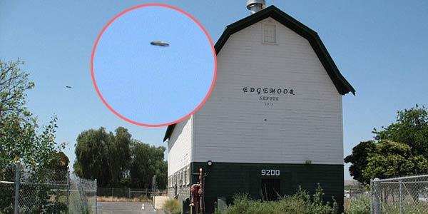 Penampakan UFO Di Atas Gudang Berhantu | Majalah Robek