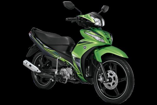 Gambar Sepeda Motor Jupiter Z1 | Mantan Crosser