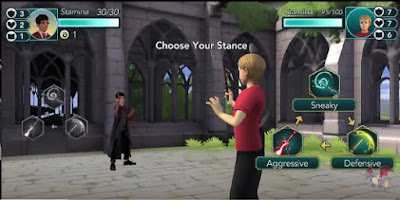 Beat Opponent, Duel Strategy Guide, Harry Potter, Hogwarts Mystery,