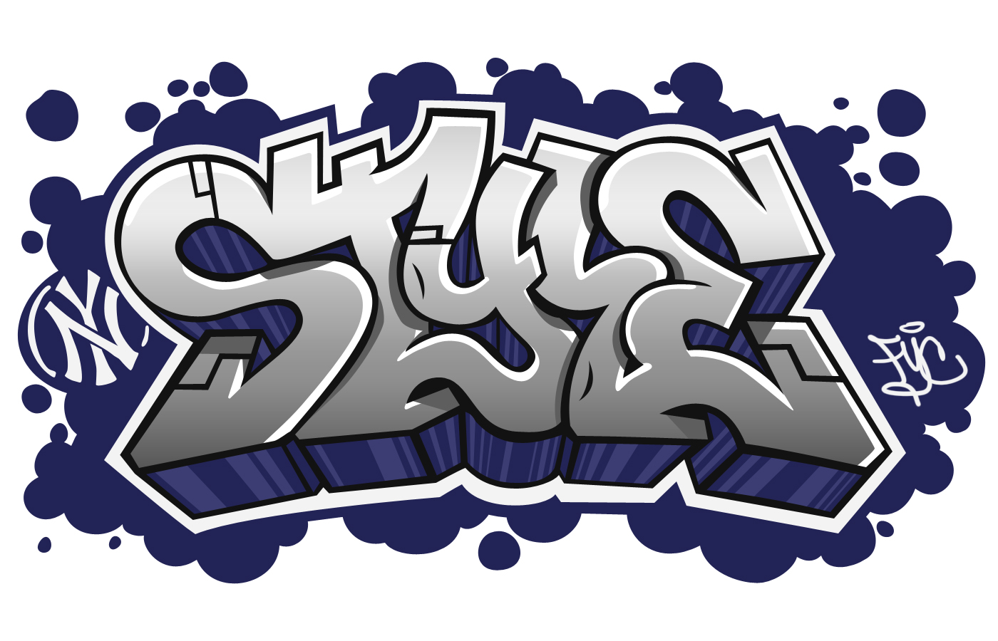 Graffiti Words | New Graffiti Art
