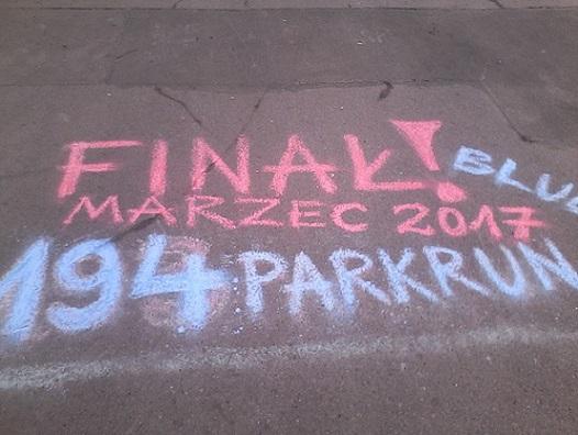#194 Parkrun Kraków - siła i moc