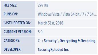 WiFi Password Decryptor Download