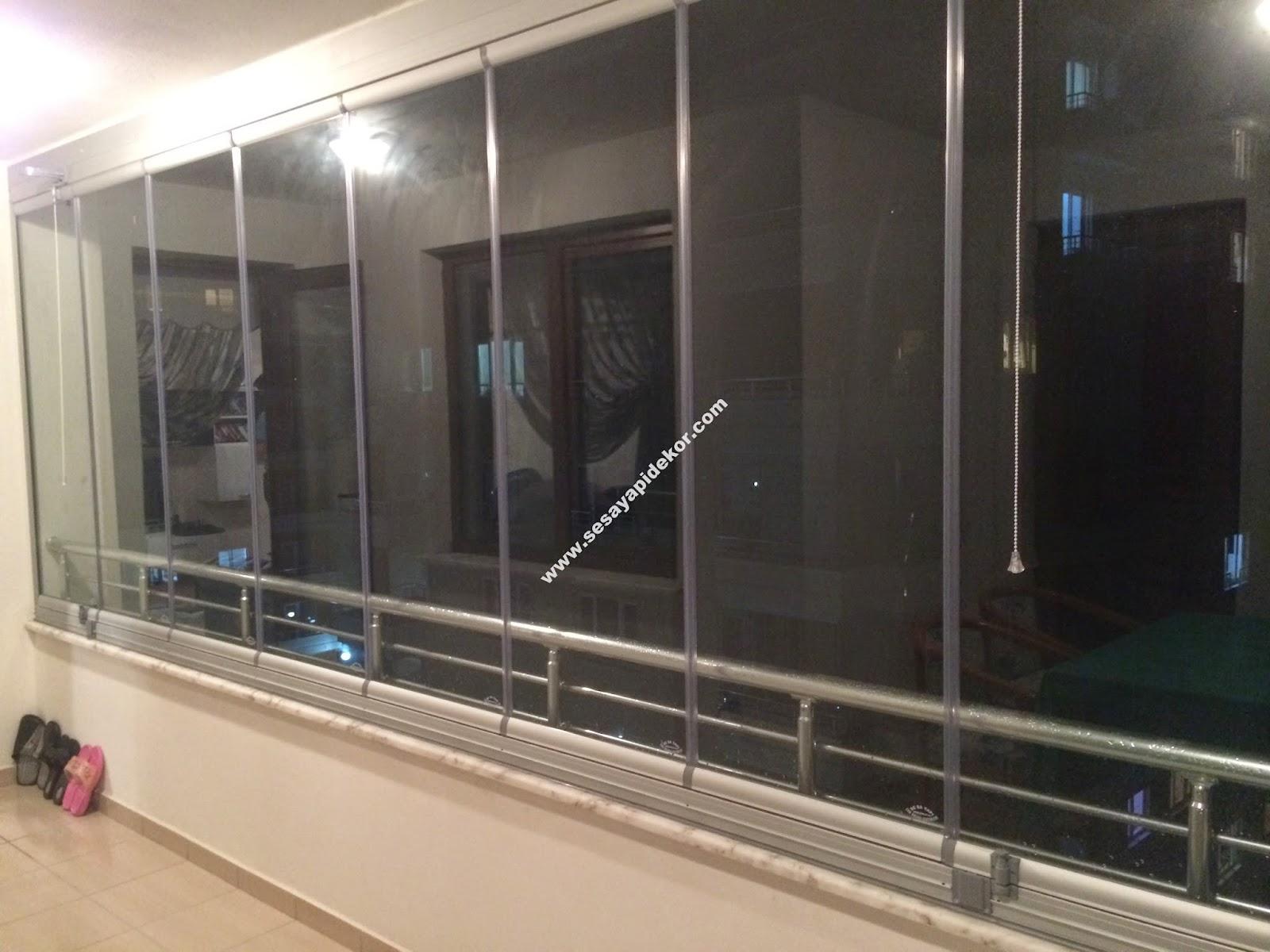 Se Sa Yapi Cam Balkon Trabzon Cam Balkon Sistemleri